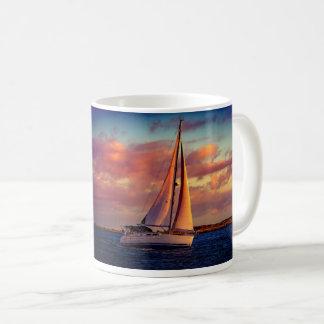 Heading to the gulf waters coffee mug