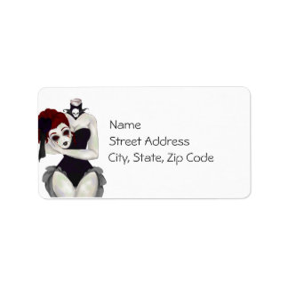 Headless Address labels