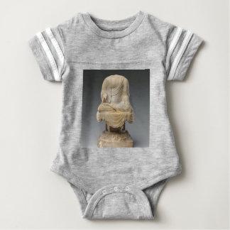Headless Buddha - Tang dynasty (618–907) Baby Bodysuit