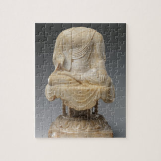 Headless Buddha - Tang dynasty (618–907) Jigsaw Puzzle