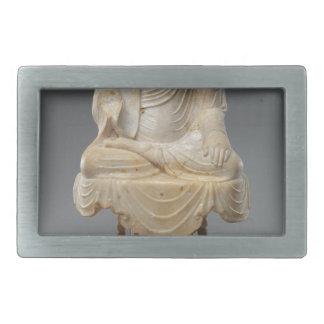 Headless Buddha - Tang dynasty (618–907) Rectangular Belt Buckles
