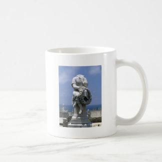 Headless Gravestone Coffee Mug