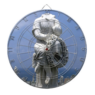 Headless Gravestone Dartboard