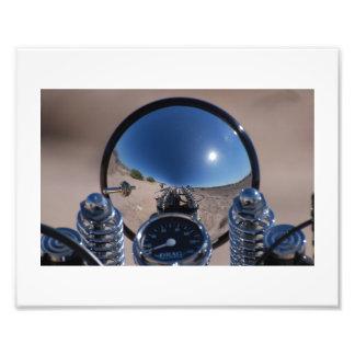 Headlight Reflections Photo Art