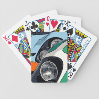 HEADLIGHTS BICYCLE PLAYING CARDS