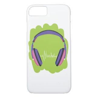 Headphone iPhone 7 Case