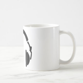 Headphones Coffee Mug