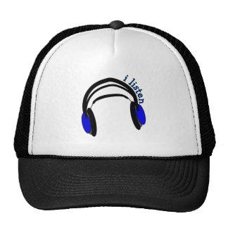 Headphones design I Listen Hat
