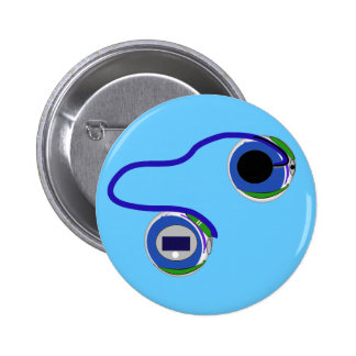 Headphones Pins