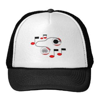Headphones T-shirts Hats
