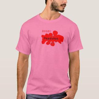 Headshotted the n00b T-Shirt