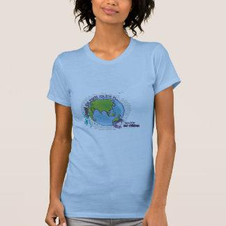 Heal the world T-Shirt