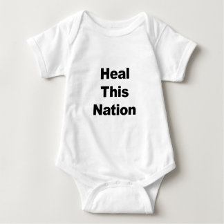 Heal This Nation Baby Bodysuit