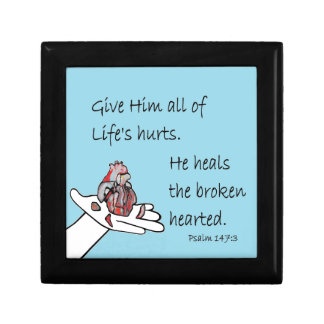 Healer of Broken Hearts Gift Box