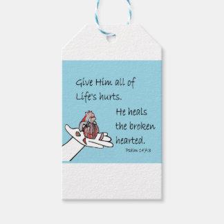 Healer of Broken Hearts Gift Tags