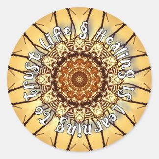 Healing Affirmation Sticker