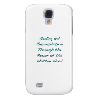 Healing and Reconciliation Samsung Galaxy S4 Cover