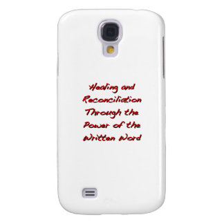 Healing and Reconciliation Galaxy S4 Cases