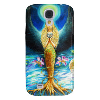 Healing Angel Galaxy S4 Cases