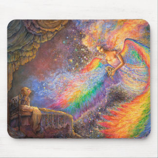 Healing Angel Mouse Pad