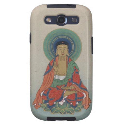 Healing Buddha galaxy case Galaxy SIII Cases