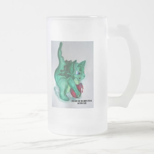 Healing Dragon Coffee Mug