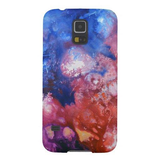 Healing Energies Canvas #1 Galaxy Nexus Case