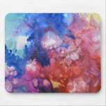 Healing Energies Canvas #1 Mouse Pads