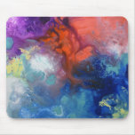 Healing Energies canvas number 3 Mouse Pad
