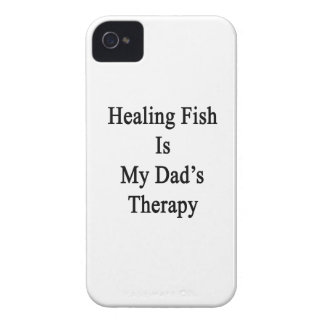Healing Fish Is My Dad s Therapy iPhone 4 Covers