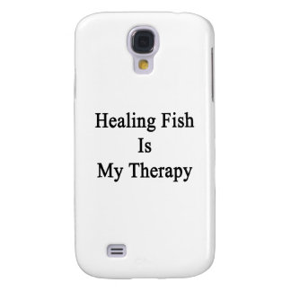 Healing Fish Is My Therapy Samsung Galaxy S4 Case