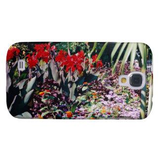 Healing Garden Samsung Galaxy S4 Cases