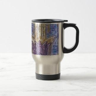 Healing Hamsa Travel Mug