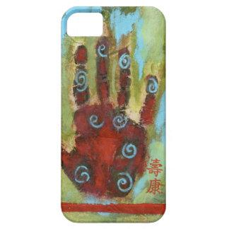 healing hand 8 iPhone 5 case