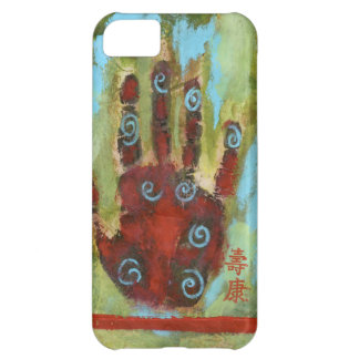 healing hand 8 case for iPhone 5C