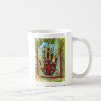 healing hand 8 mugs