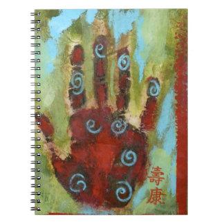 healing hand 8 journal