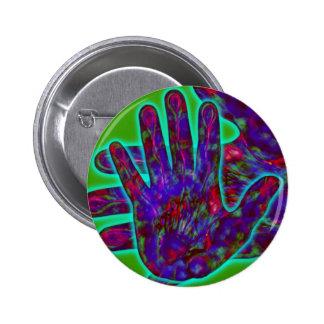Healing Hand Button