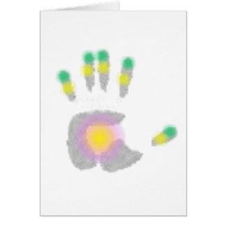 Healing Hand Greeting Cards