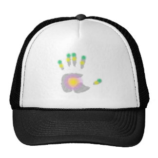 Healing Hand Trucker Hats