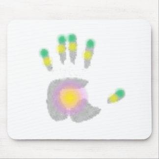 Healing Hand Mouse Mat