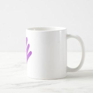 Healing Hand - Purple Mug