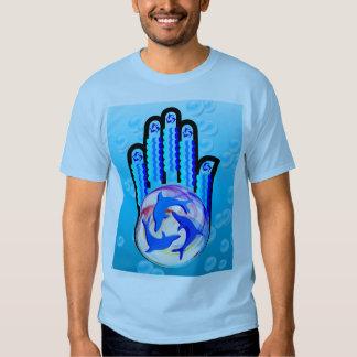 Healing hand shirt