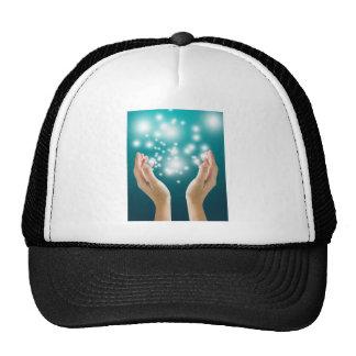 Healing hands 1 mesh hat