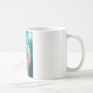 Healing hands 1 coffee mugs