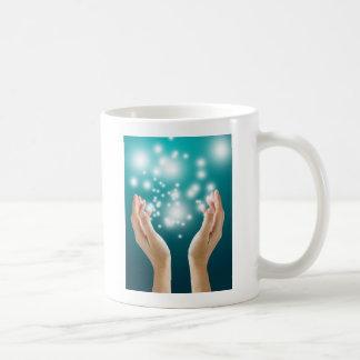 Healing hands 1 coffee mug