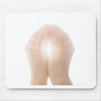 healing hands 2 mousepad