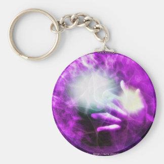 Healing hands 4 keychain