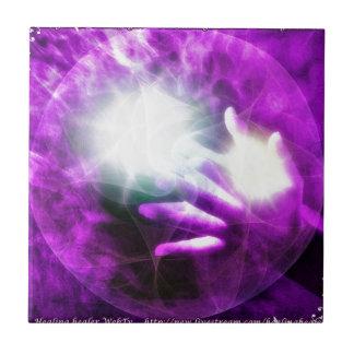 Healing hands 4 tile