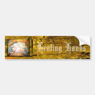 Healing Hands Bumper Sticker